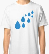 Water drops Classic T-Shirt