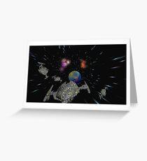 Far Eschalon Greeting Card