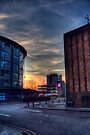 Harlow Town Centre by Nigel Bangert