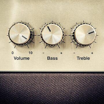 Volume, Bass,& Treble by ssduckman