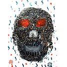 Cultural Skull by Felipe Navega