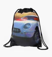 Drag Vette Drawstring Bag