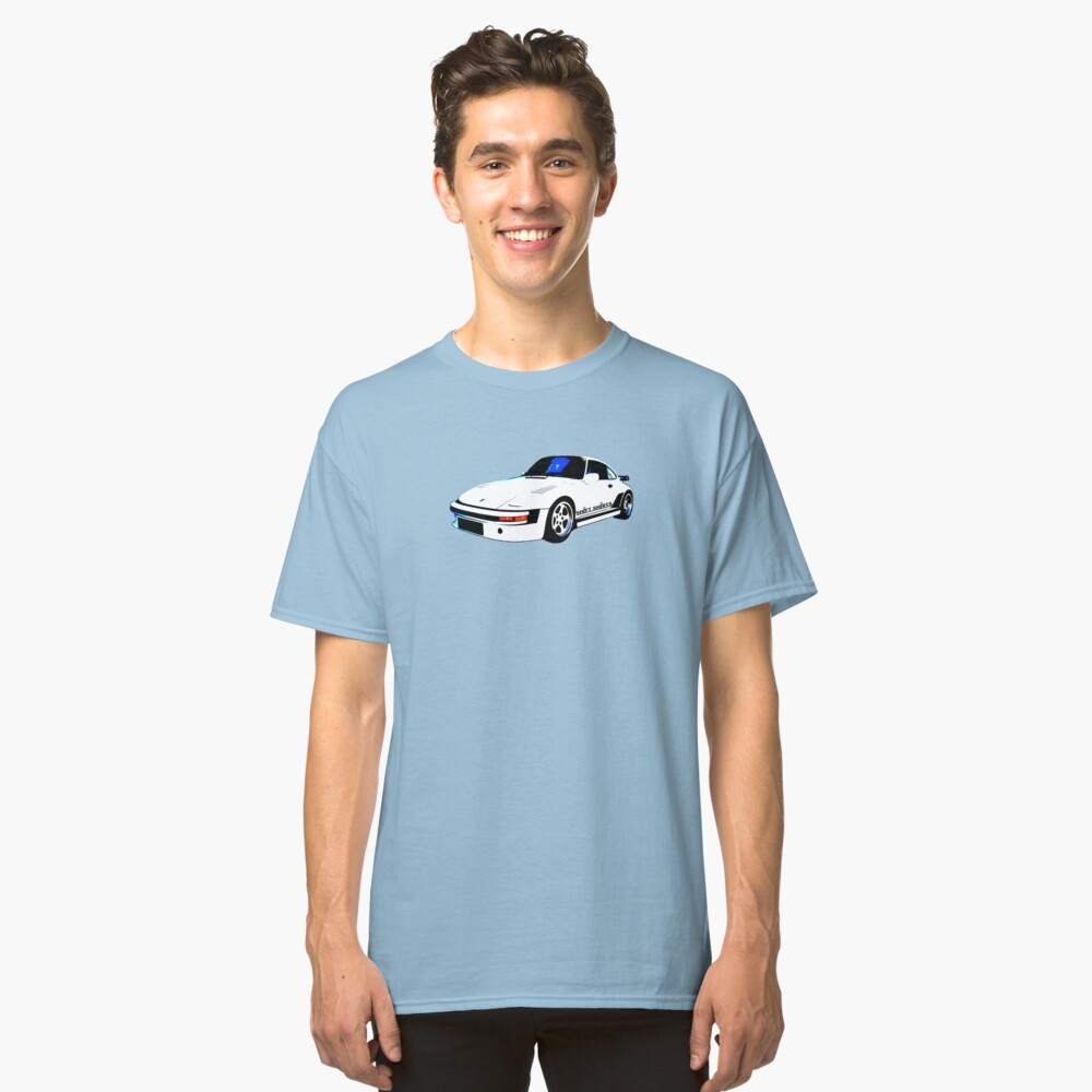 The Ugly Duckling - Slantnose Classic T-Shirt Front