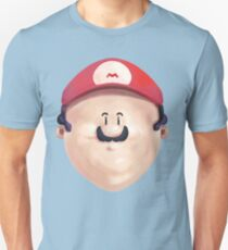 Small Face Unisex T-Shirt