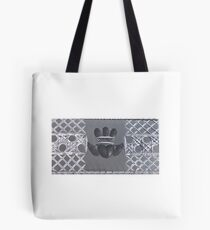 Claddagh heart and hands Tote Bag