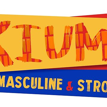 Festival of the Lion King - Animal Kingdom - Kiume (Masculine & Strong) by luffans