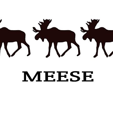 MEESE by IllTrill