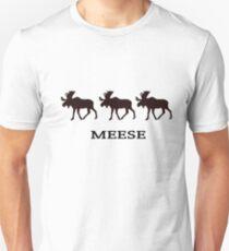 Camiseta unisex MEESE