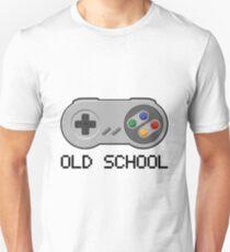 Old school - Super Nintendo Controller Unisex T-Shirt