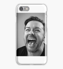 Ricky Gervais laugh  iPhone Case/Skin
