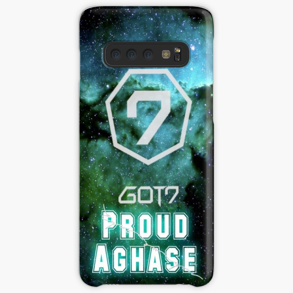Proud Aghase Case & Skin for Samsung Galaxy