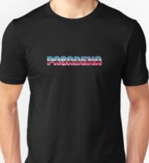Pasadena - 80s Chrome Synthwave Unisex T-Shirt