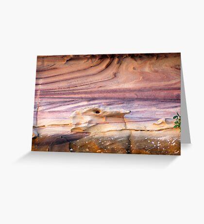 Kimberly Rock Greeting Card