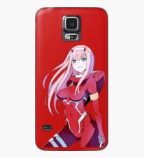 Darling in the Franxx Zero-Two Phonecase Case/Skin for Samsung Galaxy