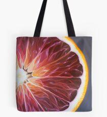 Sonnenuntergang Citrus Tote Bag