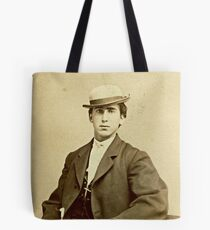 1860s Photograph of a San Francisco Man Tote Bag