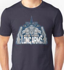 NEW YORK : LONG ARMS Unisex T-Shirt