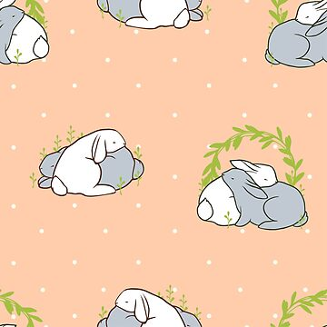 Rabbit pattern by Anviczo