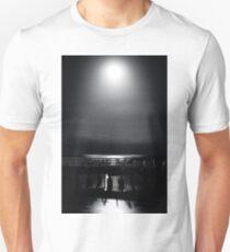 Full Moon Over Bramble Bay Unisex T-Shirt