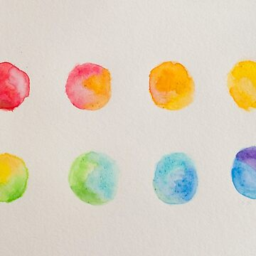 Color Progression by wonderkay