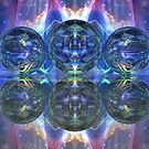 Refractive Three . . . by Hugh Fathers
