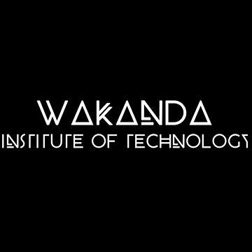 Wakanda Institute of Technology by Skippio