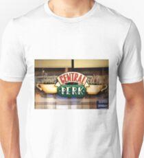 central perk cafe Unisex T-Shirt