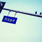 Hope. by brightfizz