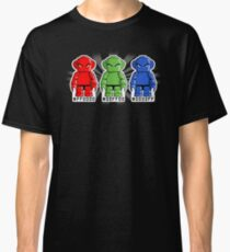 R, G and B Classic T-Shirt