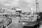 Hobart Port: 2017 by BRogers
