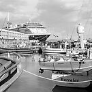 Hobart Port: 2017 by BRogers