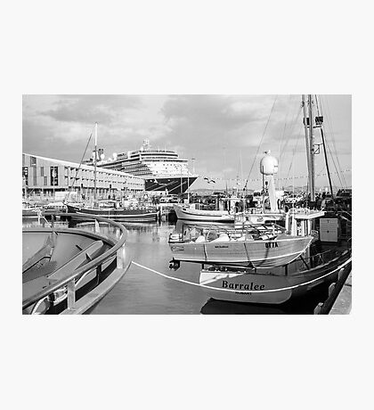 Hobart Port: 2017 Photographic Print
