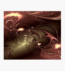 Tapestry Fractal Photographic Print