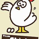 Splatfest 2 Team Chicken v.2 by KumoriDragon