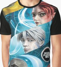Ready player One Characters Graphic T-Shirt