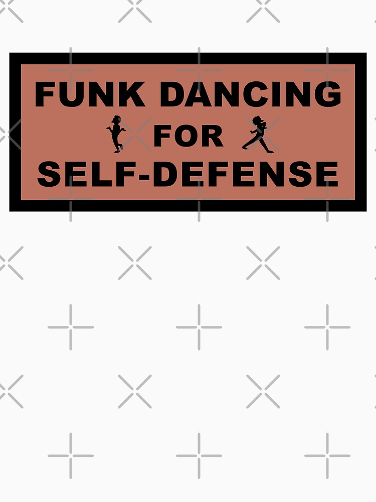 Funk Dancing For Self-Defense [Roufxis] by RoufXis