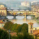 Ponte Vecchio by swight