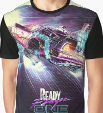 Camiseta gráfica Ready Player One Future Odysey