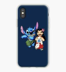 Lilo & Stitch Hula iPhone Case