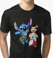 Lilo & Stitch Hula Tri-blend T-Shirt