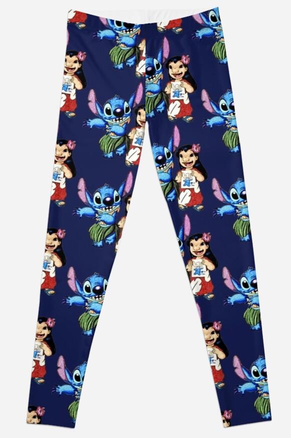 stitch leggings
