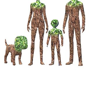 Tree Family by TosiaCorp