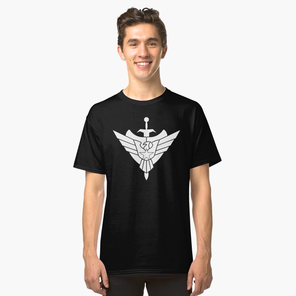 Command & Conquer Generals | USA Clean Emblem Classic T-Shirt Front