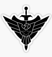 Command & Conquer Generals | USA Clean Emblem Sticker