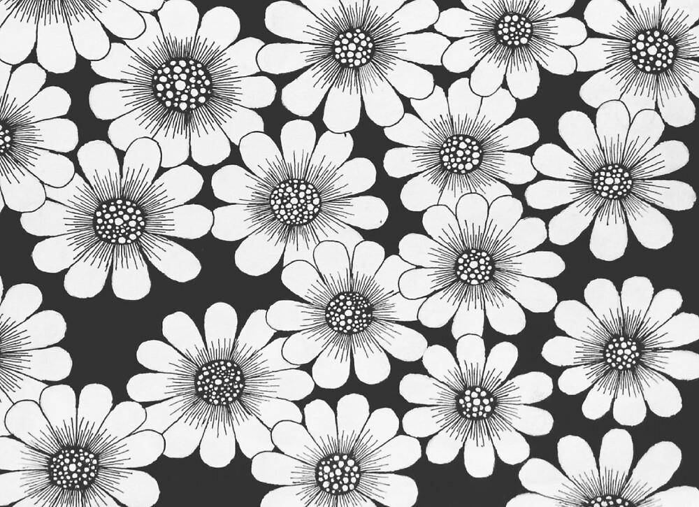 infinity flowers by debayansarkar