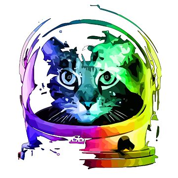 Cat Astronaut by Horn49