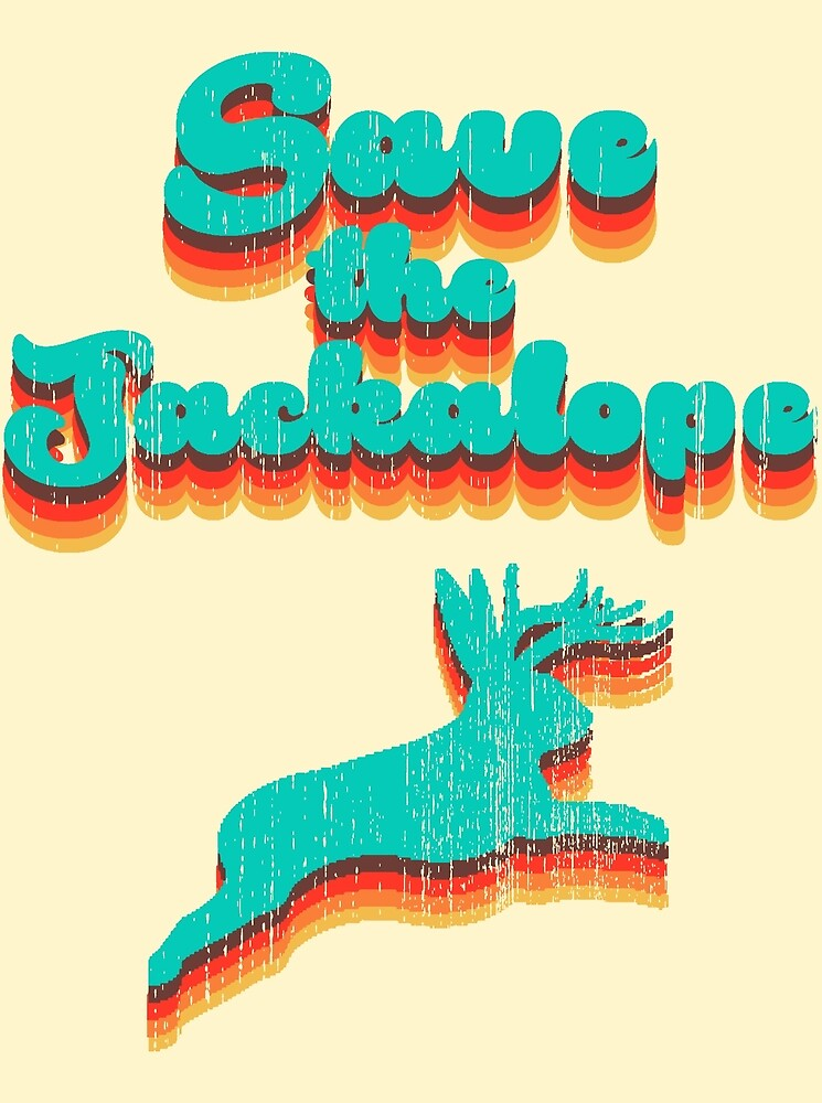 Save the Jackalope by Skylers-shits