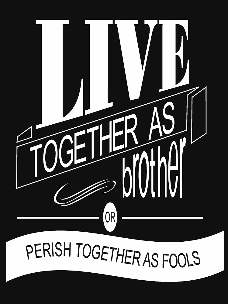 Live Together as Brother by myteesmypassion