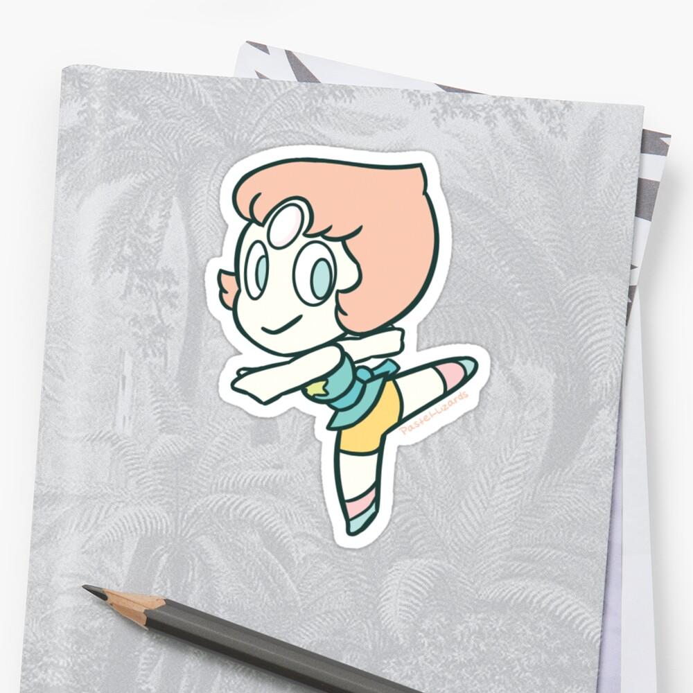 Pearl Sticker by Pastel-Lizards