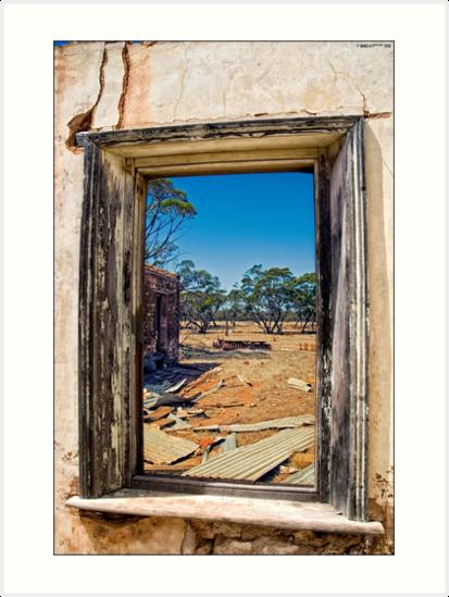 Window Pain by Scott Brown